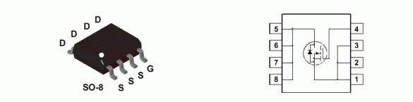 笔记本主板场效应管代换列表(mos管代换)